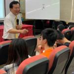 「鉅變臺灣-啟動長期能源轉型」專題講座
