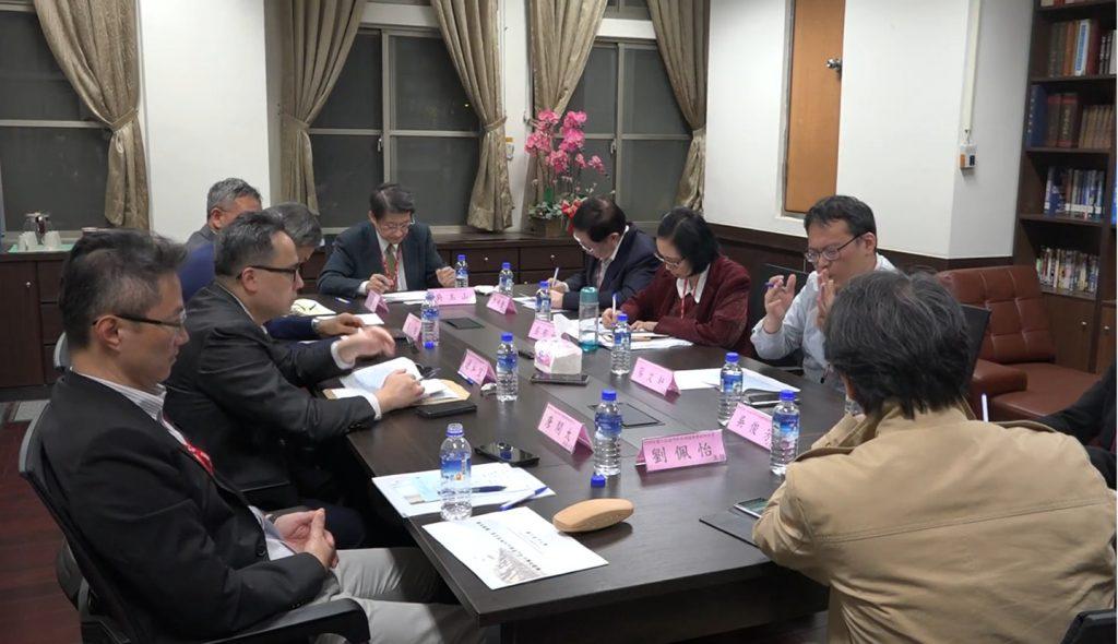 圓桌論壇第一場次:東亞區域和平與金門和平學之建構