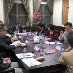 金大圓桌論壇 探討東亞區域和平與金門和平學之建構
